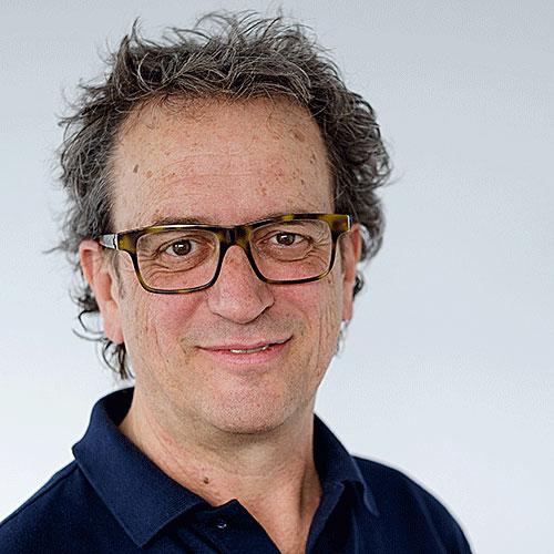 Narkosearzt Dr. Martin Züfle